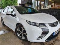 2013 VAUXHALL AMPERA 1.4 ELECTRON 5d AUTO 150 BHP £9945.00
