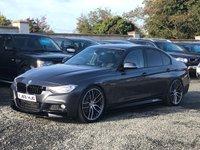 USED 2013 N BMW 3 SERIES 2.0 320D M SPORT 4d 181 BHP
