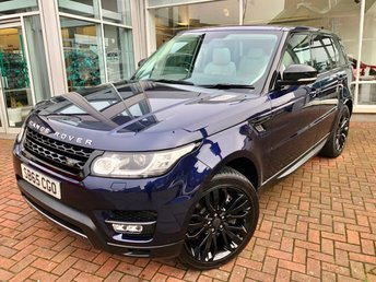 2015 LAND ROVER RANGE ROVER SPORT 3.0 SDV6 HSE DYNAMIC 5d AUTO 306 BHP SOLD