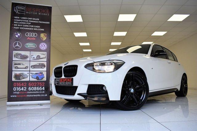 2015 15 BMW 1 SERIES 125D 2.0 M SPORT 5 DOOR