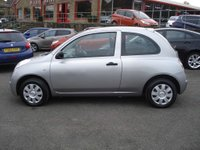 USED 2006 56 NISSAN MICRA 1.2 INITIA 3d AUTO 80 BHP SMALL AUTOMATIC WITH HISTORY & LOW MILEAGE