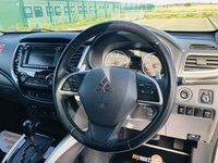 USED 2016 16 MITSUBISHI L200 2.4 DI-D 4X4 BARBARIAN DCB AUTO 178 BHP FMSH PLUS VAT HUGE SPEC VGC