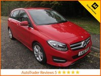 USED 2016 16 MERCEDES-BENZ B CLASS 1.6 B 180 SPORT 5d AUTO 121 BHP.*PETROL*LEATHER SEATS* Fantastic One Lady Owned Low Mileage Automatic Mercedes B Class Sport with Leather Seats, Climate Control, Cruise Control, Alloy Wheels and Mercedes Service History.  This Vehicle is ULEZ Compliant.