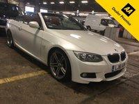 USED 2011 61 BMW 3 SERIES 2.0 320I M SPORT 2d 168 BHP