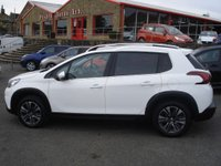 USED 2016 16 PEUGEOT 2008 1.2 PURETECH ALLURE 5d 82 BHP ROAD TAX ONLY £30 A YEAR WITH HISTORY & LOW MILEAGE