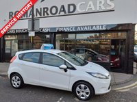 2011 FORD FIESTA 1.2 EDGE 5d 81 BHP £3995.00