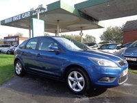 USED 2010 10 FORD FOCUS 1.6 ZETEC 5d 100 BHP 8 SERVICE STAMPS