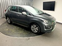 USED 2015 15 PEUGEOT 3008 1.6 HDI ACTIVE 5d 115 BHP FREE UK DELIVERY, AIR CONDITIONING, BLUETOOTH CONNECTIVITY, CLIMATE CONTROL, CRUISE CONTROL, DAYTIME RUNNING LIGHTS, ELECTRONIC PARKING BRAKE, PARKING SENSORS, STEERING WHEEL CONTROLS, TRIP COMPUTER
