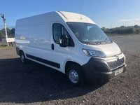2016 CITROEN RELAY 35 L3H2 2.0 HDI 130 ENTERPRISE BLUE LWB PANEL VAN £9995.00