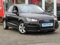USED 2015 65 AUDI A1 1.6 SPORTBACK TDI SE 5d 114 BHP STUNNING, 1 Owner,  Zero Tax, AUDI A1 1.6 TDI 5 DOOR SE. Finished in MYTHOS BLACK PEARL with contrasting cloth trim. This premium badge small hatch is fun and great to drive. Features include, B/Tooth, Park sensors, Zero Road Tax, Air Con and much more. Inchcape Audi Stockport Dealer serviced at 19582 miles, 39045 miles and recently at 54944 miles on 20th May 2019.