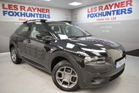 USED 2015 64 CITROEN C4 CACTUS 1.2 PURETECH FEEL 5d 80 BHP Low miles, Great MPG, Bluetooth, DAB Radio