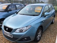 USED 2009 59 SEAT IBIZA 1.4 SE 5d 85 BHP full service history part exchange welcome open 7 days a week waiting a clean more more photos and video 01536 402161