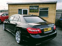 USED 2012 62 MERCEDES-BENZ E CLASS 3.0 E350 CDI BLUEEFFICIENCY S/S SPORT 4d AUTO 265 BHP ****FINANCE AVAILABLE ****