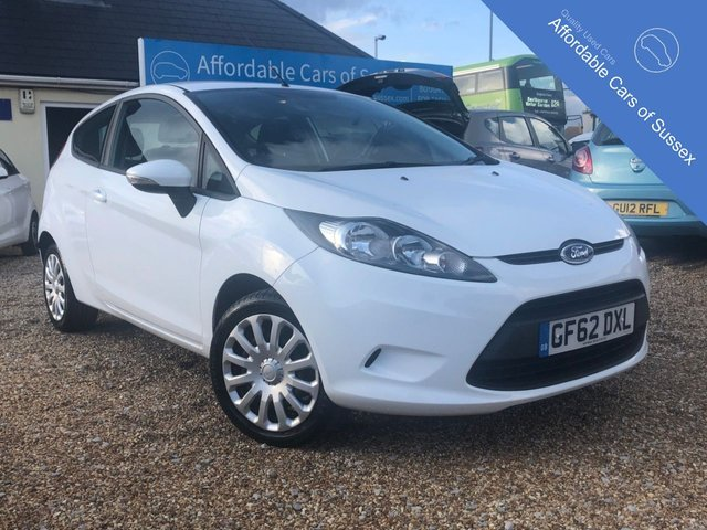 2012 62 FORD FIESTA 1.2 EDGE 3d