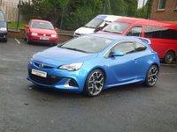 USED 2014 VAUXHALL ASTRA 2.0 VXR 3d 276 BHP * Arden Blue *