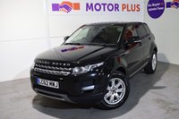 2012 LAND ROVER RANGE ROVER EVOQUE 2.2 SD4 PURE TECH 5d AUTO 190 BHP £13680.00