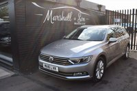 USED 2016 16 VOLKSWAGEN PASSAT 2.0 SE BUSINESS TDI BLUEMOTION TECH DSG 5d AUTO 148 BHP ESTATE ONE OWNER - FULL SERVICE HISTORY TO 93K - SAT NAV - DYNAMIC CHASSIS CONTROL - STOP/START - BLUETOOTH