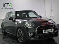 2015 MINI HATCH COOPER 2.0 COOPER S 3d 189 BHP £SOLD