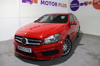 2013 MERCEDES-BENZ A CLASS 1.5 A180 CDI BLUEEFFICIENCY AMG SPORT 5d 109 BHP £10480.00