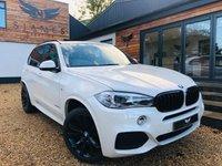 USED 2016 16 BMW X5 3.0 XDRIVE40D M SPORT 5d 309 BHP