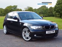 USED 2011 61 BMW 1 SERIES 2.0 116D PERFORMANCE EDITION 5d 114 BHP