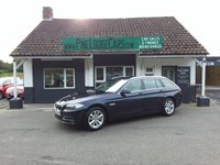 2013 BMW 5 SERIES 2.0 520D SE TOURING 5d 181 BHP £10495.00