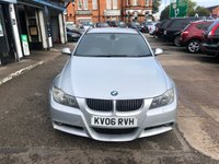 USED 2006 06 BMW 3 SERIES 3.0 330D M SPORT 5d AUTO 228 BHP PX TO CLEAR, LONG MOT