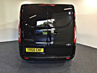 USED 2018 68 FORD TRANSIT CUSTOM 2.0 300 LIMITED P/V L1 H1 129 BHP EURO 6, HIGH SPEC EURO 6, HIGH SPEC,