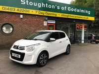USED 2017 17 CITROEN C1 1.2 PURETECH FLAIR 5d 82 BHP Just Arrived, More Pictures To Follow