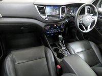 USED 2016 66 HYUNDAI TUCSON 2.0 CRDI PREMIUM SE 5d AUTO 182 BHP [4WD] 1-OWNER HYUNDAI-WARRANTY FHSH....