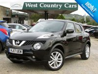 USED 2017 17 NISSAN JUKE 1.2 N-CONNECTA DIG-T 5d 115 BHP High Specification