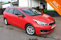 USED 2016 66 KIA CEED 1.6 CRDI 2 ISG 5d AUTO 134 BHP VIEW AND RESERVE ONLINE OR CALL 01527-853940 FOR MORE INFO.