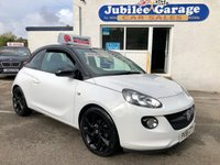 USED 2016 66 VAUXHALL ADAM 1.2 ENERGISED 3d 69 BHP 14923 Miles, Full History, Just Serviced & MOT'd!