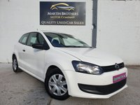 USED 2012 62 VOLKSWAGEN POLO 1.2 S 3d 60 BHP