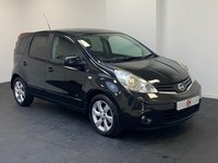 USED 2009 59 NISSAN NOTE 1.6 TEKNA 5d 110 BHP BELOW AVERAGE MILES + AUTOMATIC + FULL MOT + SERVICE HISTORY