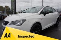 USED 2016 66 SEAT IBIZA 1.2 TSI SE TECHNOLOGY 3d 89 BHP