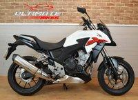 2014 HONDA CB 500 X