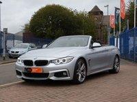 "USED 2014 14 BMW 4 SERIES 2.0 428I M SPORT 2d AUTO  £9K EXTRAS ~ 1 OWNER ~ FULL BMW HISTORY~ HEATED STEERING WHEEL ~ AIR COLLAR HEATING ~ REVERSE CAMERA ~ PROFESSIONAL MEDIA ~ COMFORT PACK ~ 19""ALLOYS ~ SATNAV ~ DAB"