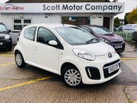 USED 2012 62 CITROEN C1 1.0 VTR 5 door