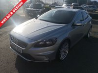 USED 2013 63 VOLVO V40 2.0 D3 R-DESIGN 5d 148 BHP NO DEPOSIT AVAILABLE, DRIVE AWAY TODAY!!