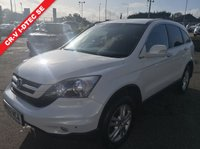 USED 2012 62 HONDA CR-V 2.2 I-DTEC SE PLUS 5d 148 BHP NO DEPOSIT AVAILABLE, DRIVE AWAY TODAY!!