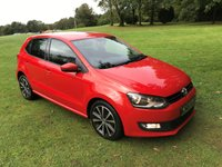 USED 2014 63 VOLKSWAGEN POLO 1.2 MATCH EDITION TDI 5d 74 BHP **EXCELLENT FINANCE PACKAGES**CRUISE CONTROL**LOW RUNNING COSTS**