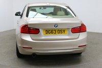 USED 2013 63 BMW 3 SERIES 2.0 320I LUXURY 4d 181 BHP SERVICE HISTORY + HEATED SEATS + DAB RADIO + SAT-NAV