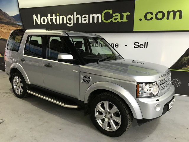 USED 2019 LAND ROVER DISCOVERY
