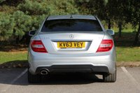 USED 2013 63 MERCEDES-BENZ C CLASS 2.1 C250 CDI BLUEEFFICIENCY AMG SPORT 2d AUTO 204 BHP