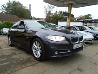 USED 2014 63 BMW 5 SERIES 2.0 520D SE 4d AUTO 181 BHP