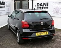 USED 2015 65 VOLKSWAGEN POLO 1.2 TSI BlueMotion Tech SE Design (s/s) 3dr 1 OWNER*SATNAV*BLUETOOTH