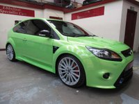 2010 FORD FOCUS 2.5 RS 3dr £23500.00