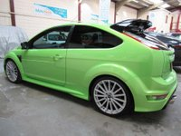 USED 2010 60 FORD FOCUS 2.5 RS 3dr ***45000 MILES F/S/H***