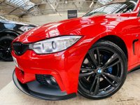 USED 2016 66 BMW 4 SERIES 2.0 420d M Sport 2dr PERFORMANCEKIT+HK+19S+MBRAKES